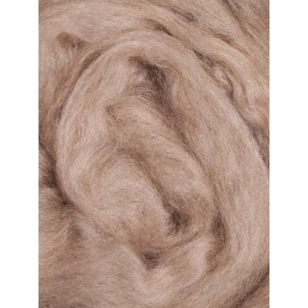 Brown Dehaired Cashmere Fiber with SGS Inspection