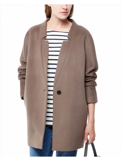 High Quality Women Winter Cashmere Coat