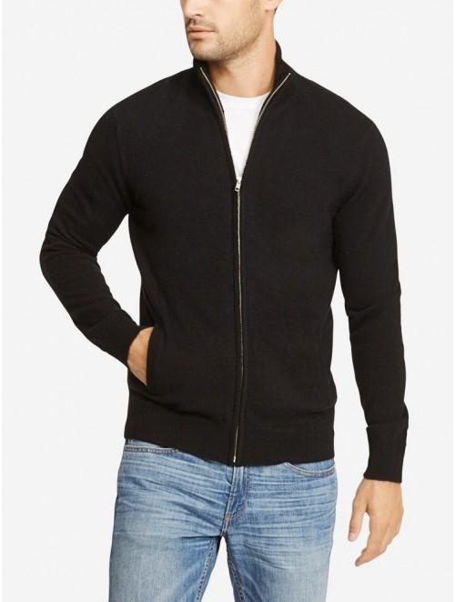 Jacket Style Men Cashmere Cardigan