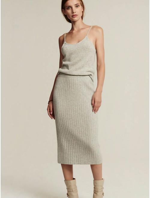 Latest Design Crochet Long Skirt