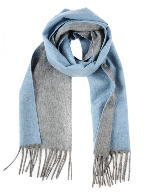 Wholesale Pashmina Shawl Double Face Woven Scarf with Tassels