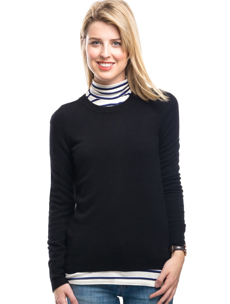 Classic Soft Cashmere Sweater Pullover