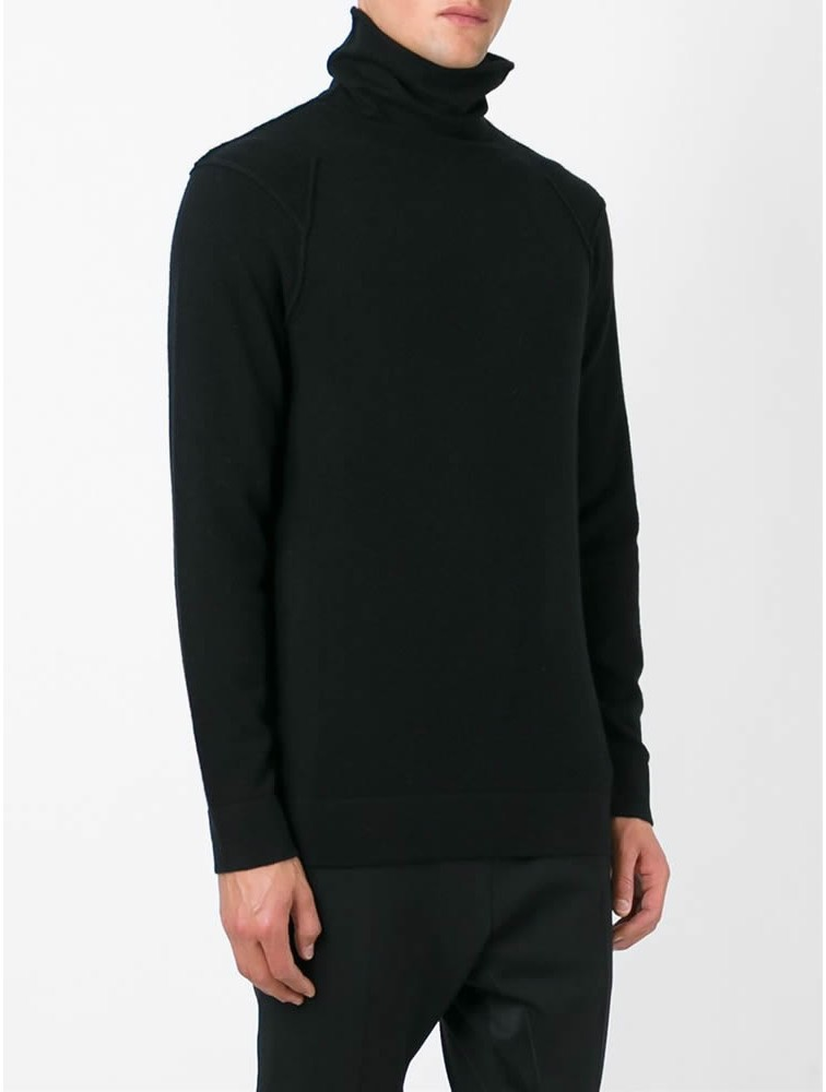 Men Turtleneck Cashmere Sweater