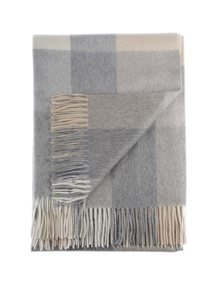 Classic Winter Plaid Cashmere Pashmina Wholesale
