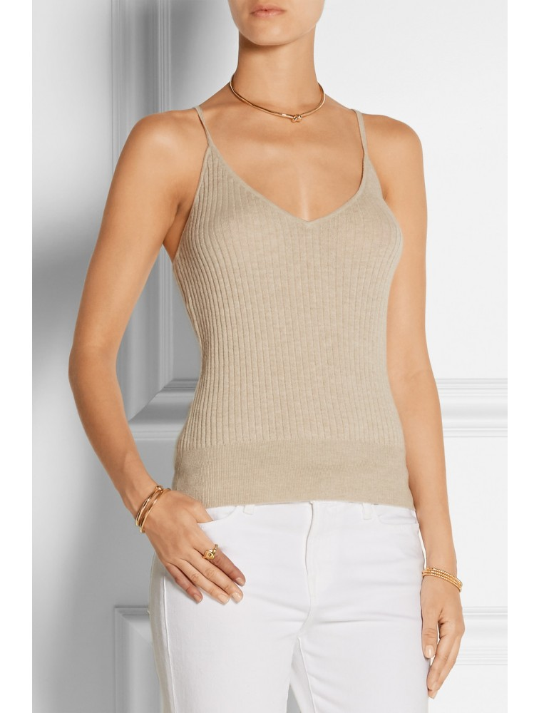 New Designed Sleeveless Cashmere Vest