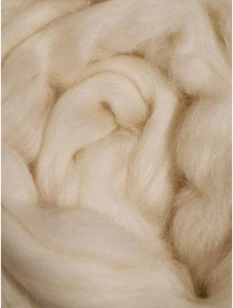 White Dehaired Cashmere Fiber with SGS Inspection