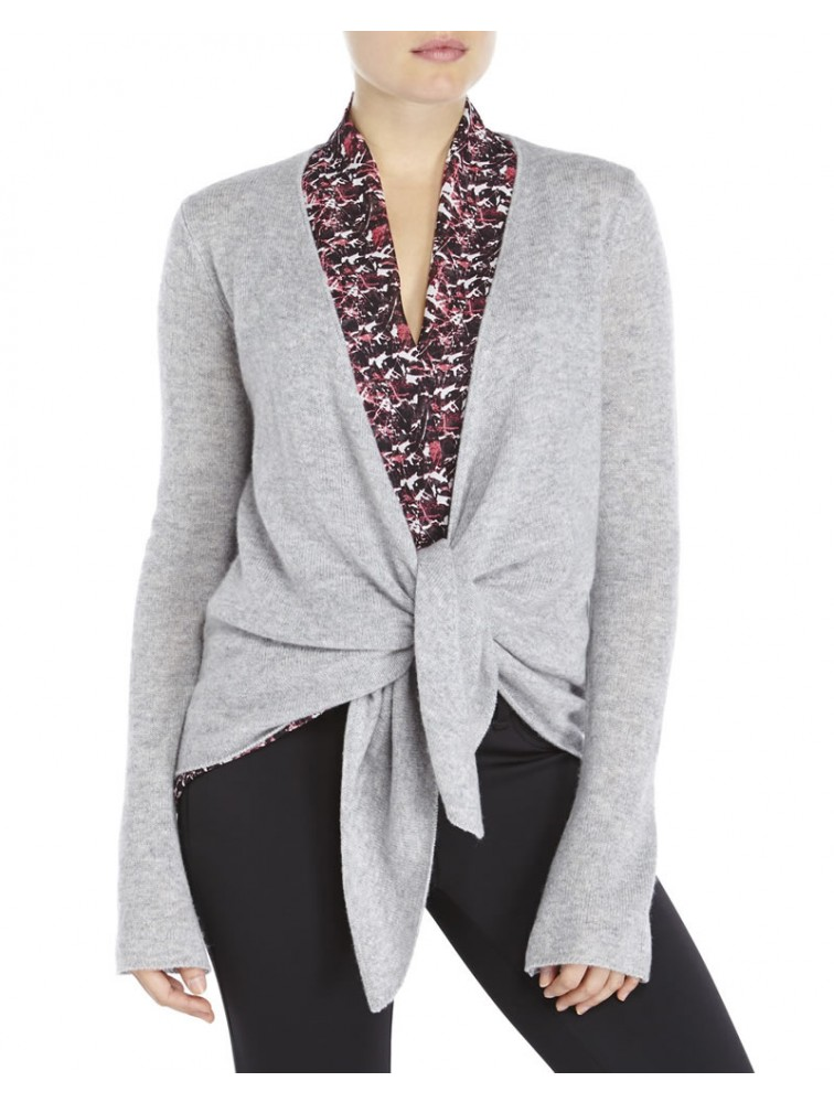 Women Open Front Winter Cashmere Cardigan