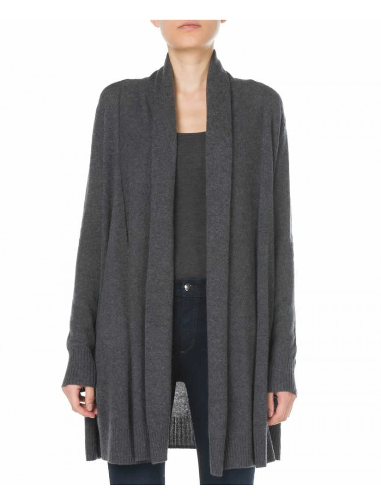 Women Shawl Neck Loose Sweater