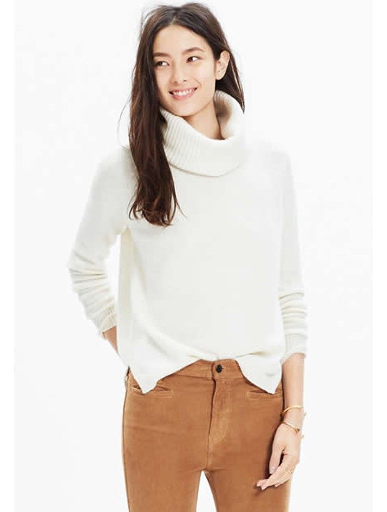 Women Winter 100% Cashmere Sweaters